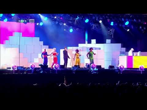 Pet Shop Boys - Roskilde 2009 video
