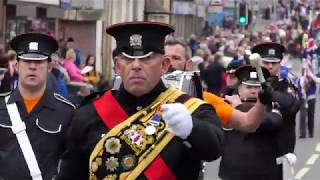 Whitburn Band Parade 2018 - The Return of The Bands [4K/UHD]