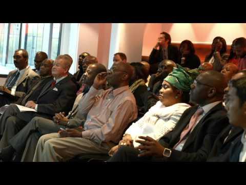 Nigerian-Sweden Business Summit Stockholm