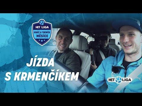 AAA Auto: Vyjížďka s Hráčem měsíce září Michaelem Krmenčíkem