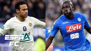 Neymar or Kalidou Koulibaly: Which player is a better fit for Manchester United? | Extra Time