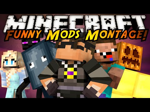 FUNNY MOD SHOWCASE MONTAGE!