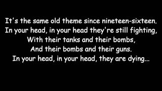 Download Lagu The Cranberries - Zombie (lyrics) Gratis STAFABAND
