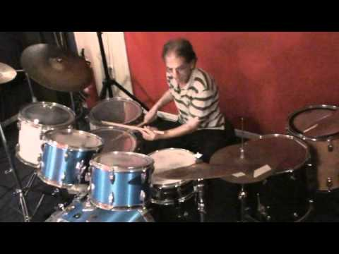 DRUMS solo-UNIVERSAL RHYTHMS(25 minutes)-(November 2011)