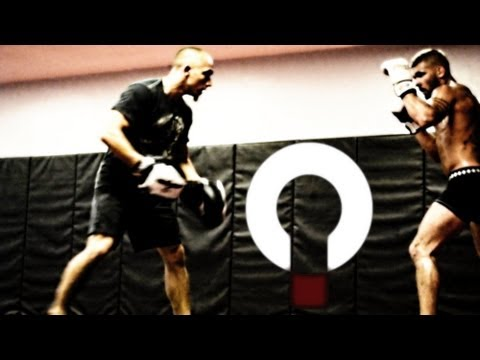 Basic Functional Training MMA workout with UFC fighter Jeremy Stephens Image 1