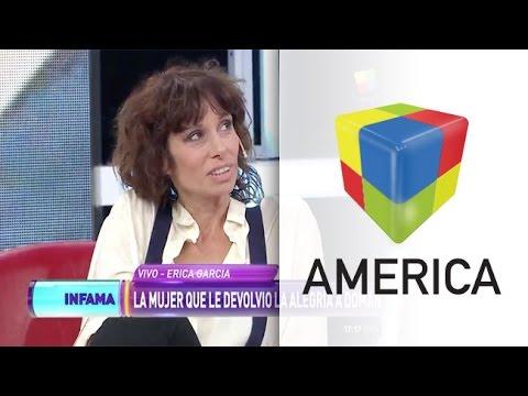 """Érica García, de Mollo a Doman: """"Tuvimos sexo pero no me acuerdo"""""""