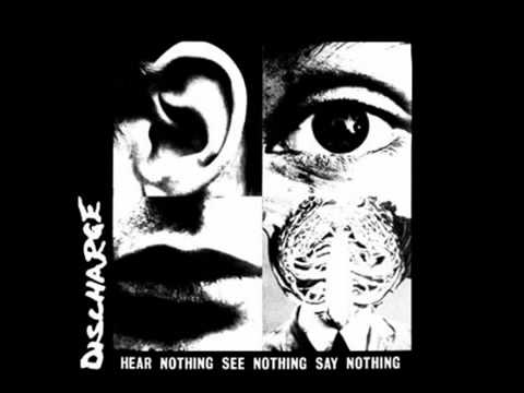 Discharge - I Wont Subscribe