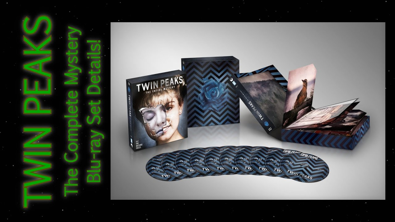 mmc quickie twin peaks  entire mystery blu ray details youtube