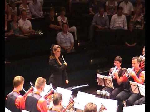 El Cumbanchero - Rafael Hernandez (Brassband 'De Bazuin', Oenkerk; Conductor: Silva Soepboer)