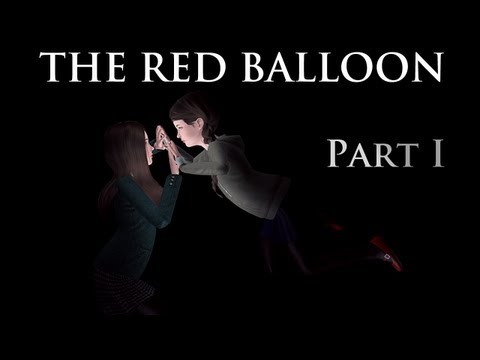 The Red Balloon - Part 1/5 (A Sims 3 Voice Over Film)