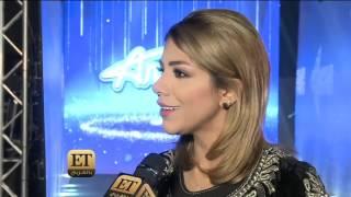 ET بالعربي -كواليس العرض المباشر الثاني من arab idol