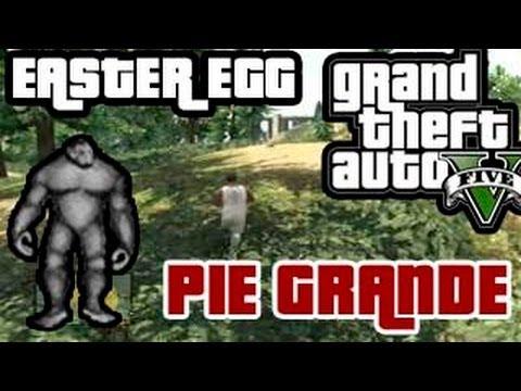 GTA V Easter Egg / Huevo de Pascua