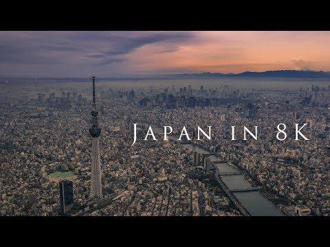 Japan in 8K