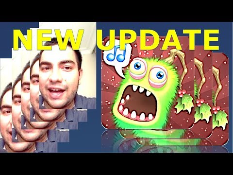 My Singing Monsters New Update v2.1.3 Review with Bay Yolal