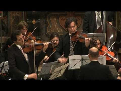 VIVALDI Concerto A Minor For Two Violins
