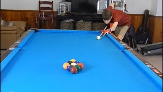 Developing a PERFECT 9 Ball Break!