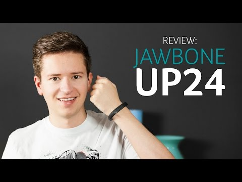 Review: Jawbone UP24 Fitnesstracker im Langzeittest