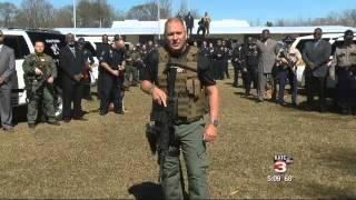 Americas Toughest Cop Captain Clay Higgins