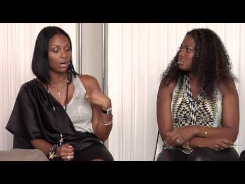 Sports Wives Roundtable Pt. 3 Hosted by Robyn Marks-Murphy