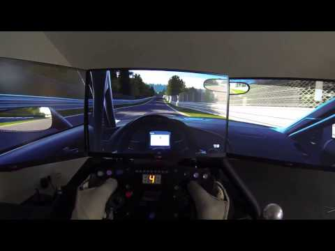 Experience Project CARS With Pro Driver Rene Rast klip izle