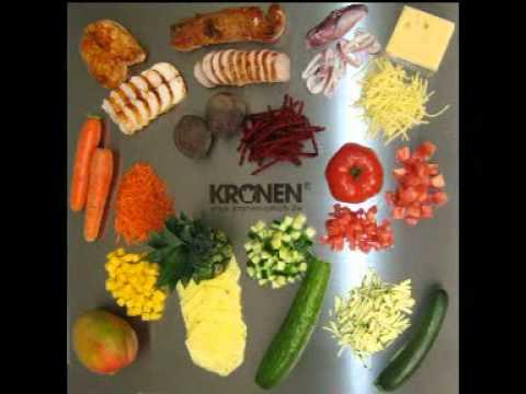 Multi procesadora industrial cortadora ralladora revanadora y cubicadora gs10 de kronen - Picadora alimentos ...
