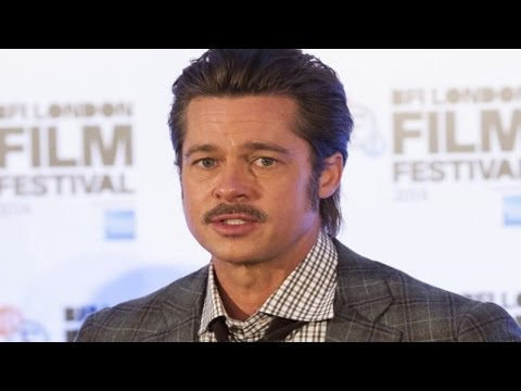 "Brad Pitt: ""I Don't Suck At Being A Dad"""
