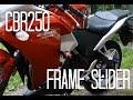 Ebay Frame Slider Install on CBR250