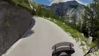 My summer mototrip in Alps 2014