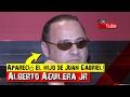 Apareció el hijo de Juan Gabriel Alberto Aguilera Jr -