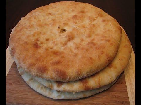 Кабускаджын (осетинский пирог с капустой и сыром)