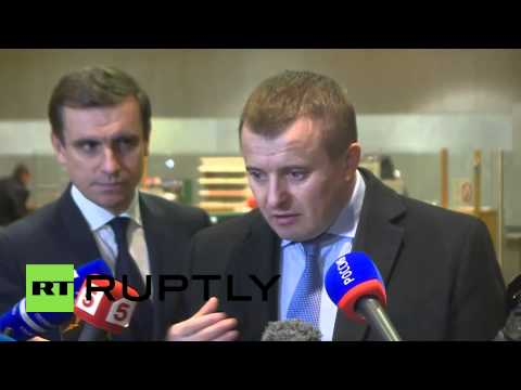 Belgium: 'No simple solution on Russia gas deal'- Ukraine energy minister