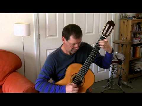 Dionisio Aguado - Aguado - Etude N 8 Metodo De Guitarra - First Part