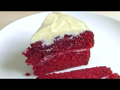 Red Velvet Cake Perfect Valentines Day food recipe How to make