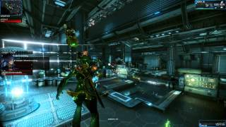 Warframe round 60 infested