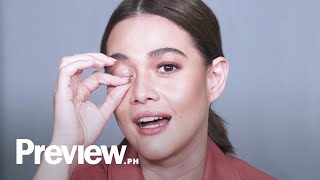Bea Alonzo Removes Her Makeup | Barefaced Beauty | PREVIEW