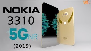 Nokia 3310 5G 2019 First Look, Release Date, Price, Specifications, Features, Trailer, Launch,Camera