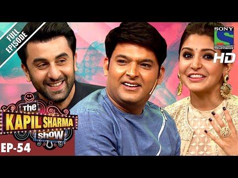 The Kapil Sharma Show - Ep.54–दी कपिल शर्मा शो–Anushka & Ranbir Kapoor in Kapil's Show–23rd Oct 2016 thumbnail