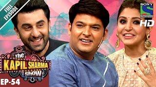 The Kapil Sharma Show - Ep.54–दी कपिल शर्मा शो–Anushka & Ranbir Kapoor in Kapil's Show–23rd Oct 2016