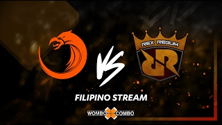TNC vs RRQ Dota Asian Championship SEA Qualifier Game 2