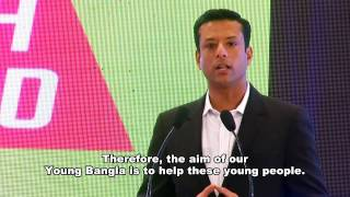 How Young Bangla is facilitating youth
