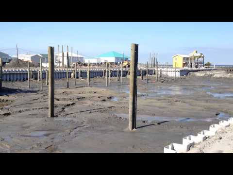New Marina @ Grand Isle, La. (Pt1)