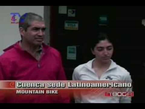 Cuenca sede Latinoamericano Mountainbike