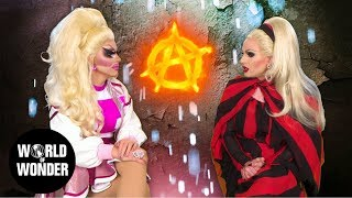 "UNHhhh Ep 92: ""Crime Part 2"" with Trixie Mattel and Katya Zamolodchikova"