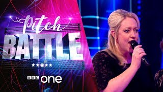 Riff Off: Vocal Dimension Chorus vs A Flame – Pitch Battle: Episode 1 | BBC One