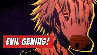 Shigaraki Tomura is CHANGING! (My Hero Academia)
