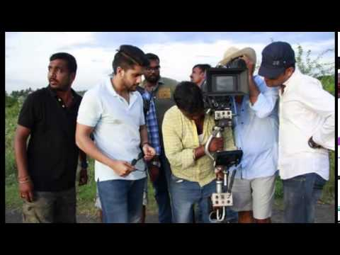 Hero Naga Chaitanya Sahasam Swasaga Sagipo New Movie On Loacation Video