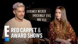 "Zac Efron Admits to Being ""Scared"" to Play Ted Bundy 