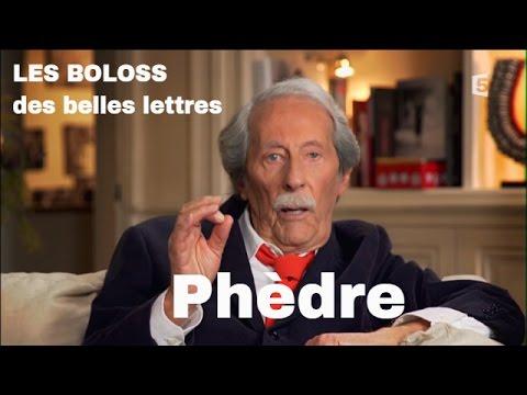 LES BOLOSS des belles lettres : Phèdre #BDBL