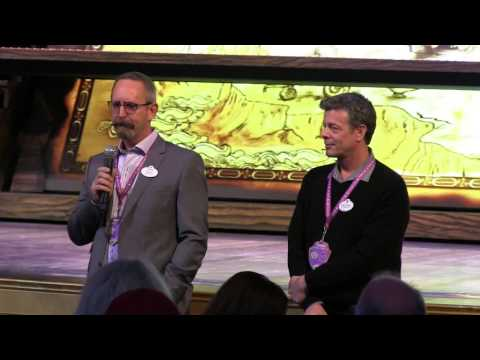 Mickey and the Magical Map Premiere Q&A Session w/ Kevin Eld and Michael Jung, Disneyland