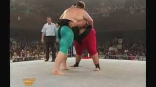download lagu Yokozuna Vs Earthquake Sumo Pt 2 gratis